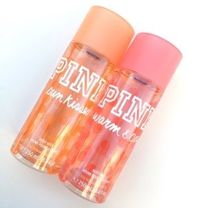 Victoria's Secret PINK Sun Kissed / Warm And Cozy